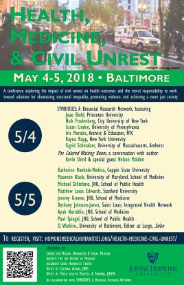 Civil Unrest Poster Speakers4